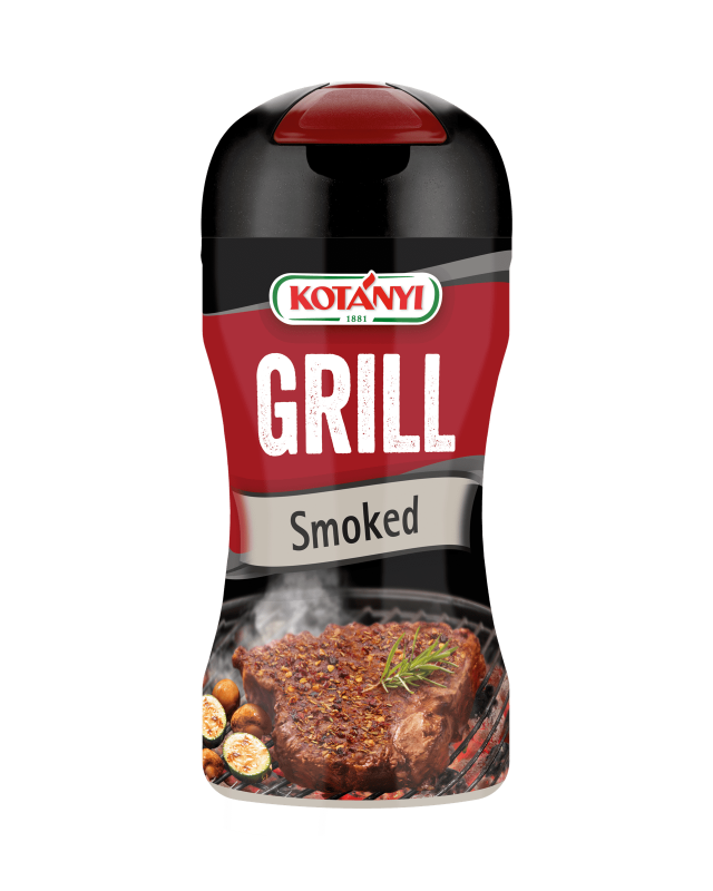 Kotányi Grill Smoked in der 80g Streudose