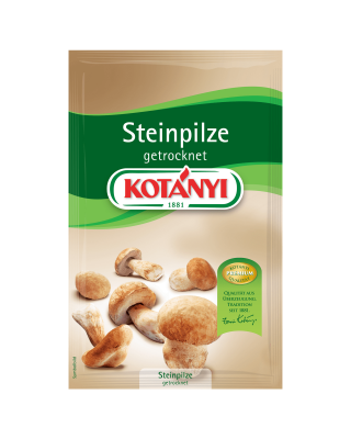 Kotányi Steinpilze getrocknet im Brief