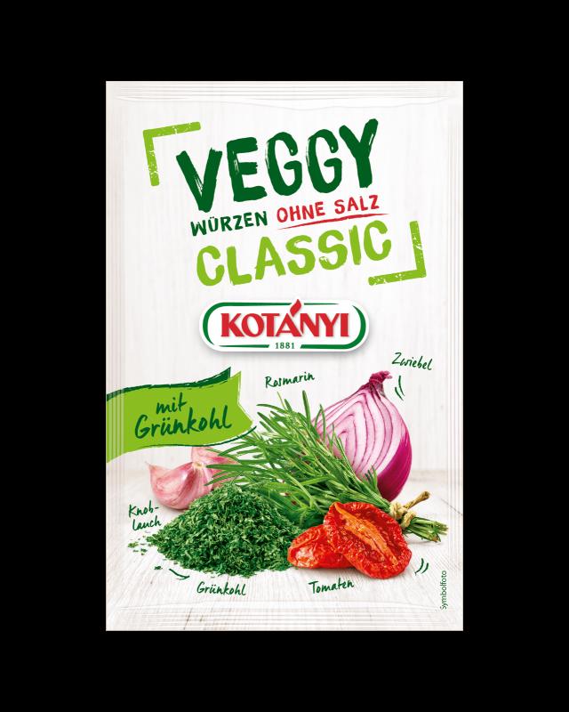 Kotányi Veggy Classic Gewürzmischung im Brief