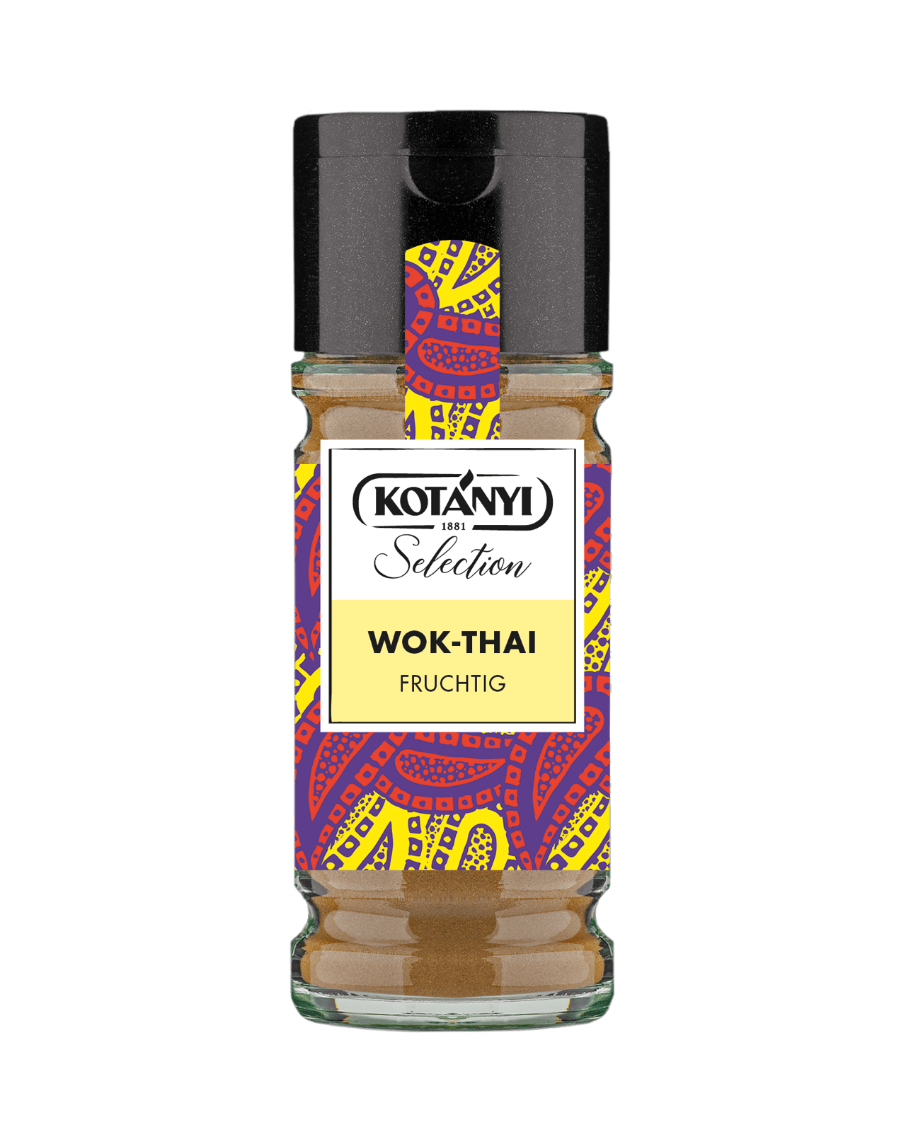 Kotányi Selection Wok Thai Fruchtig im 100ml Glas