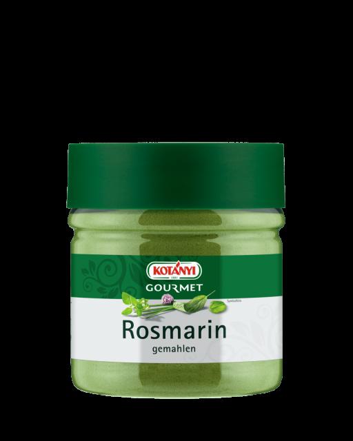 Kotanyi Gourmet Rosmarin gemahlen Dose