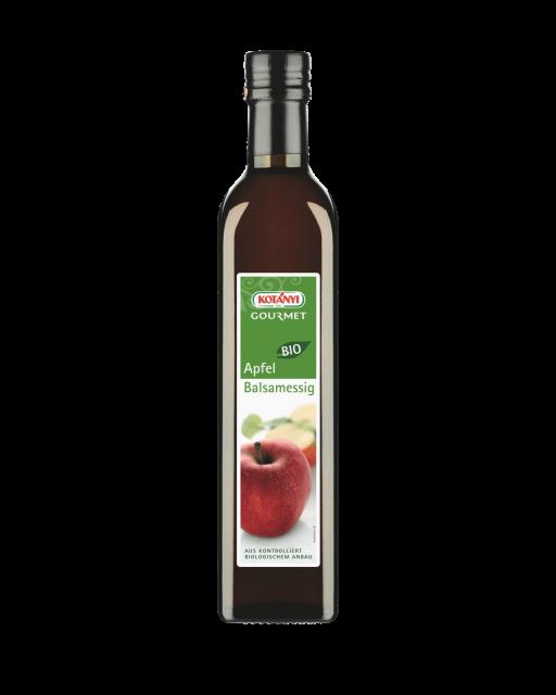 Kotányi Gourmet Bio Apfel Balsamessigin der 500ml Flasche