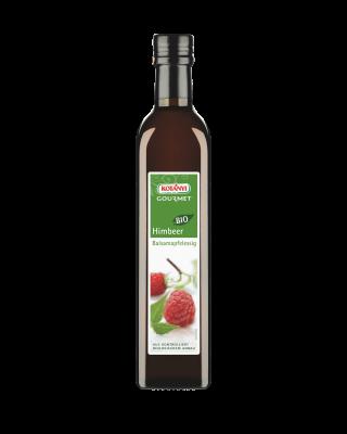 Kotányi Gourmet Bio Himbeer Balsamapfelessig in der 500ml Flasche