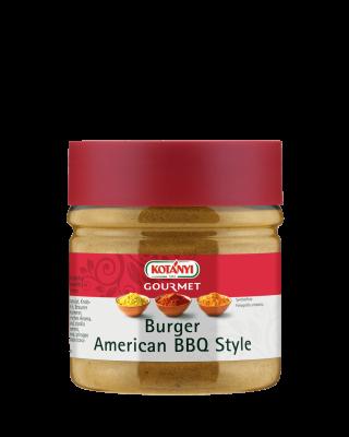 Kotányi Gourmet Burger American BBQ Style in der 400ccm Dose