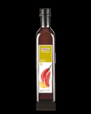 Kotányi Gourmet Chili Öl in der 500ml Flasche