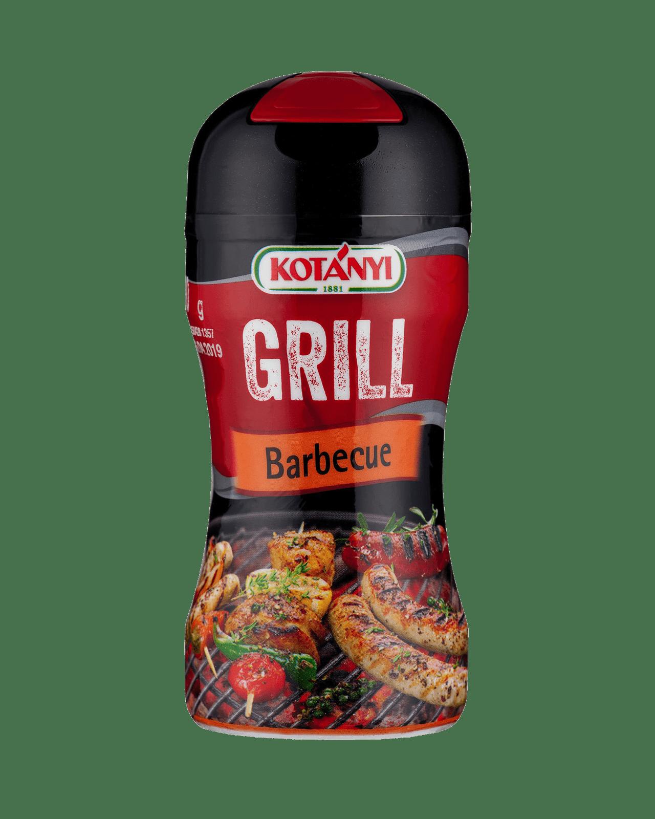 Kotányi Grill Barbecue in der Streudose