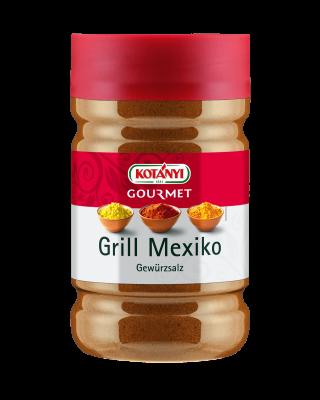Kotányi Gourmet Grill Mexiko Gewürzsalz in der 1200ccm Dose