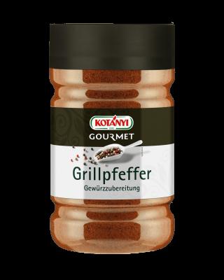 Kotányi Gourmet Grillpfeffer in der 1200ccm Dose