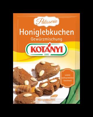 Kotányi Honiglebkuchen Gewürzmischung im Brief