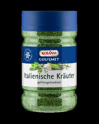 Kotányi Gourmet Italienische Kräuter gefriergetrocknet in der 1200ccm Dose