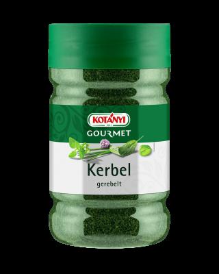 Kotányi Gourmet Kerbel gerebelt in der 1200ccm Dose