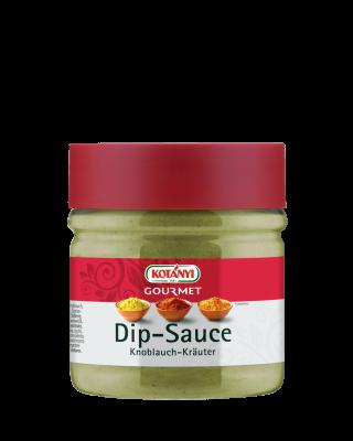 Kotányi Gourmet Knoblauch Dip-Sauce in der 400ccm Dose