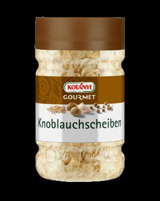 Kotányi Gourmet Knoblauchscheiben in der 1200ccm Dose