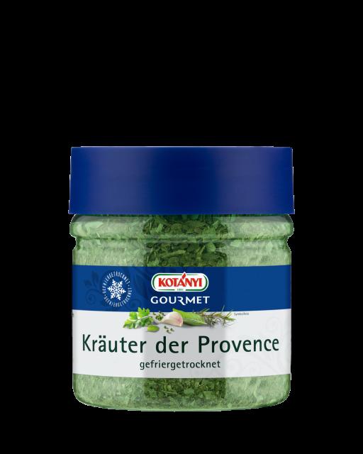 Kotányi Gourmet Kräuter der Provence gefriergetrocknet in der 400ccm Dose