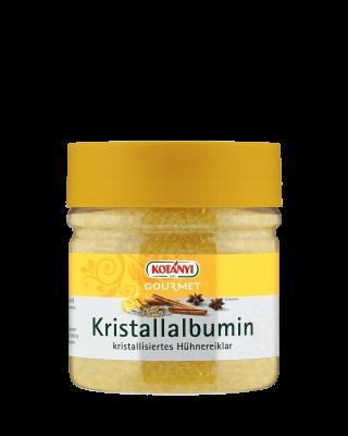 Kotányi Gourmet Kristallalbumin in der 400ccm Dose