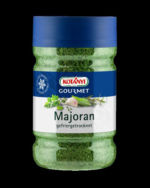 Kotányi Gourmet Majoran gefriergetrocknet in der 1200ccm Dose