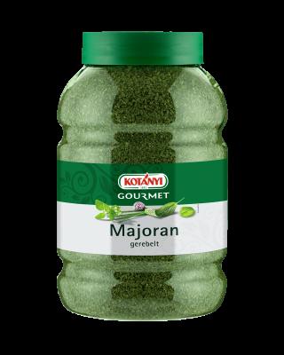 Kotányi Gourmet Majoran gerebelt in der 3000ccm Dose