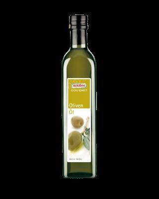 Kotanyi Gourmet Olivenöl in der 500ml Flasche