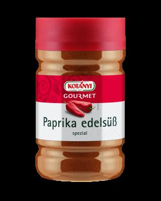 Kotányi Gourmet Paprika edelsüß spezial in der 1200ccm Dose