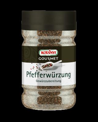 Kotányi Gourmet Pfefferwürzung in der 1200ccm Dose