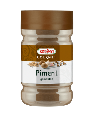 Kotanyi Gourmet Piment gemahlen in der 1200ccm Dose