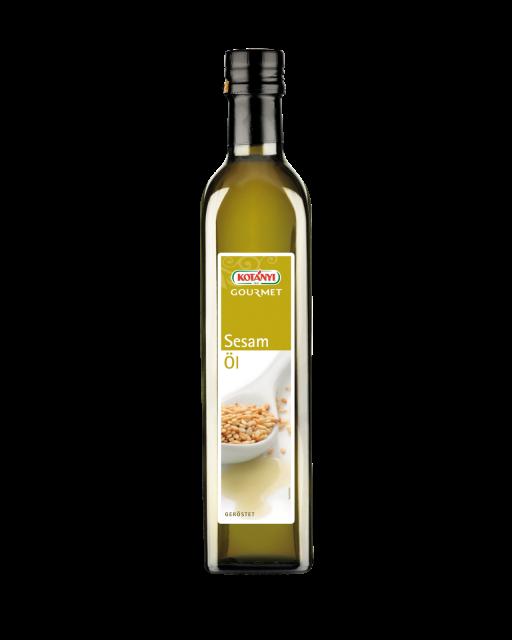 Kotányi Gourmet Sesamöl in der 500ml Flasche