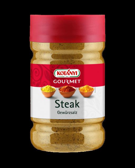 Kotányi Gourmet Steak Gewürzsalz in der 1200ccm Dose