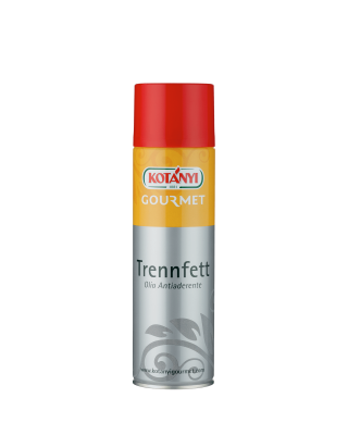 Kotányi Gourmet Trennfett in der 500ml Spraydose