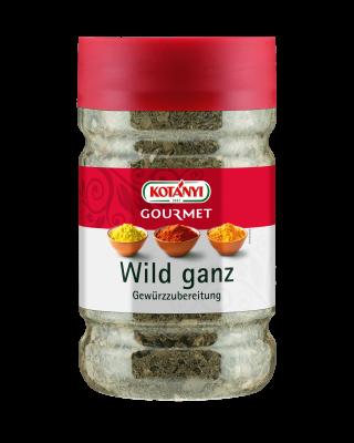 Kotányi Gourmet Wild Gewürzzubereitung ganz in der 1200ccm Dose