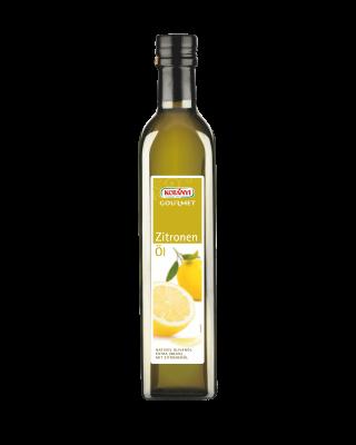 Kotányi Gourmet Zitronenöl in der 500ml Flasche
