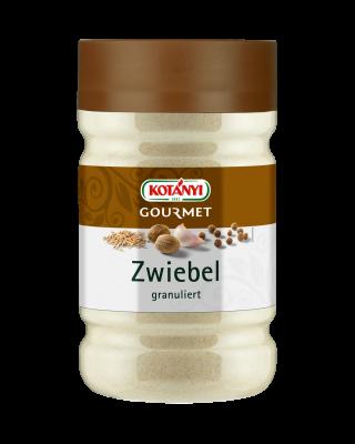 Kotányi Gourmet Zwiebel granuliert in der 1200ccm Dose