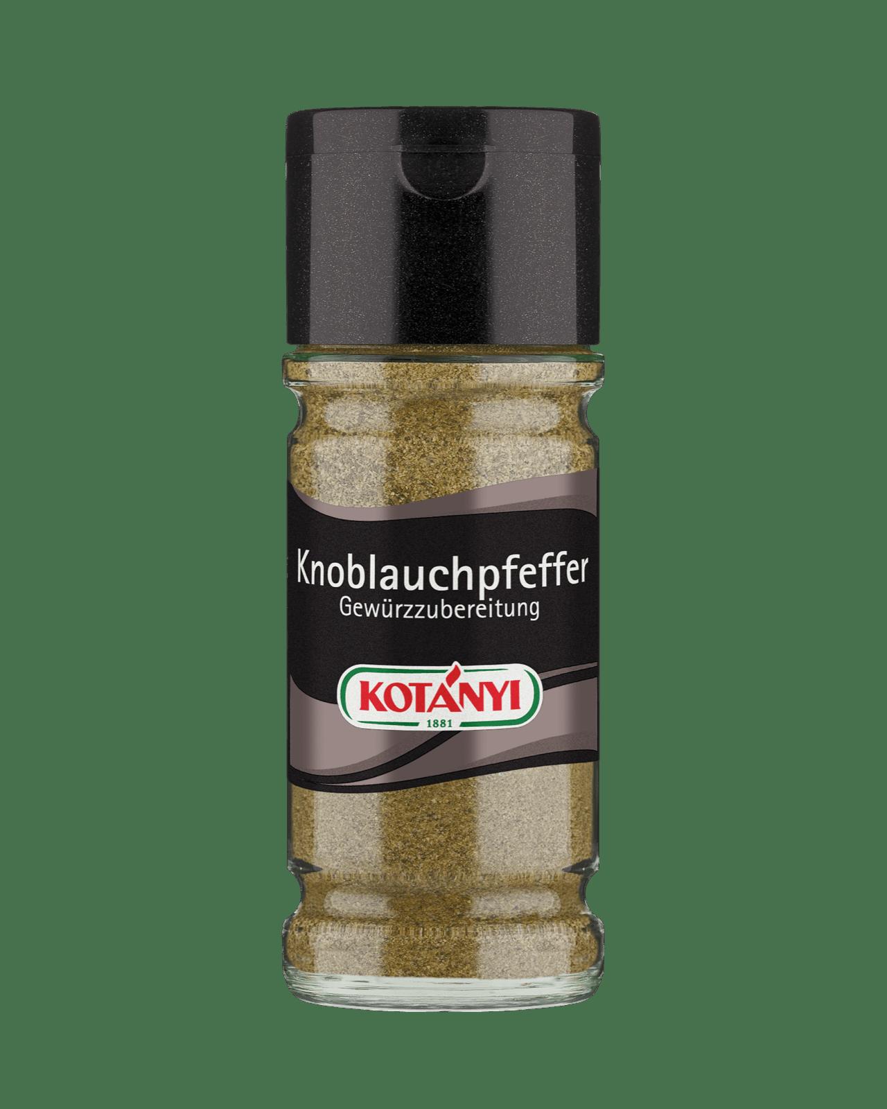 Kotányi Knoblauchpfeffer im Glas