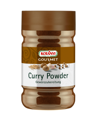 Kotányi Gourmet Curry Powder in der 1200ccm Dose