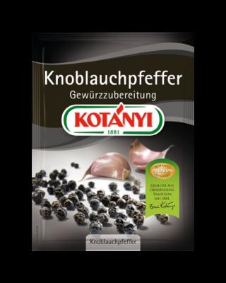 Kotányi Knoblauchpfeffer im Brief