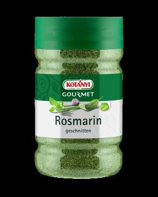 Kotányi Gourmet Rosmarin geschnitten in der 1200ccm Dose