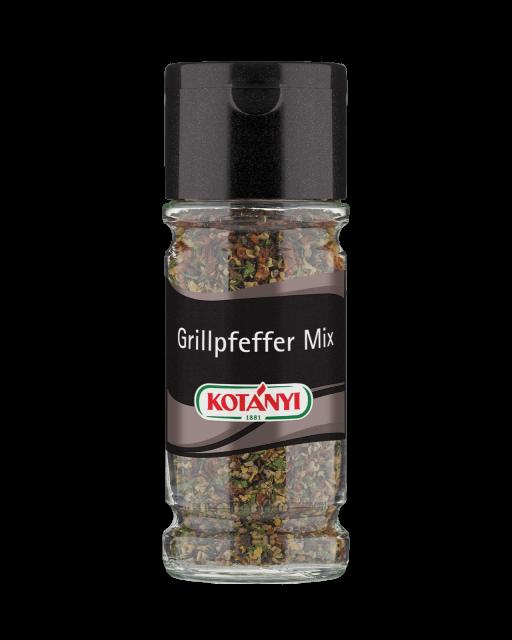 Kotányi Grillpfeffer Mix im Glas