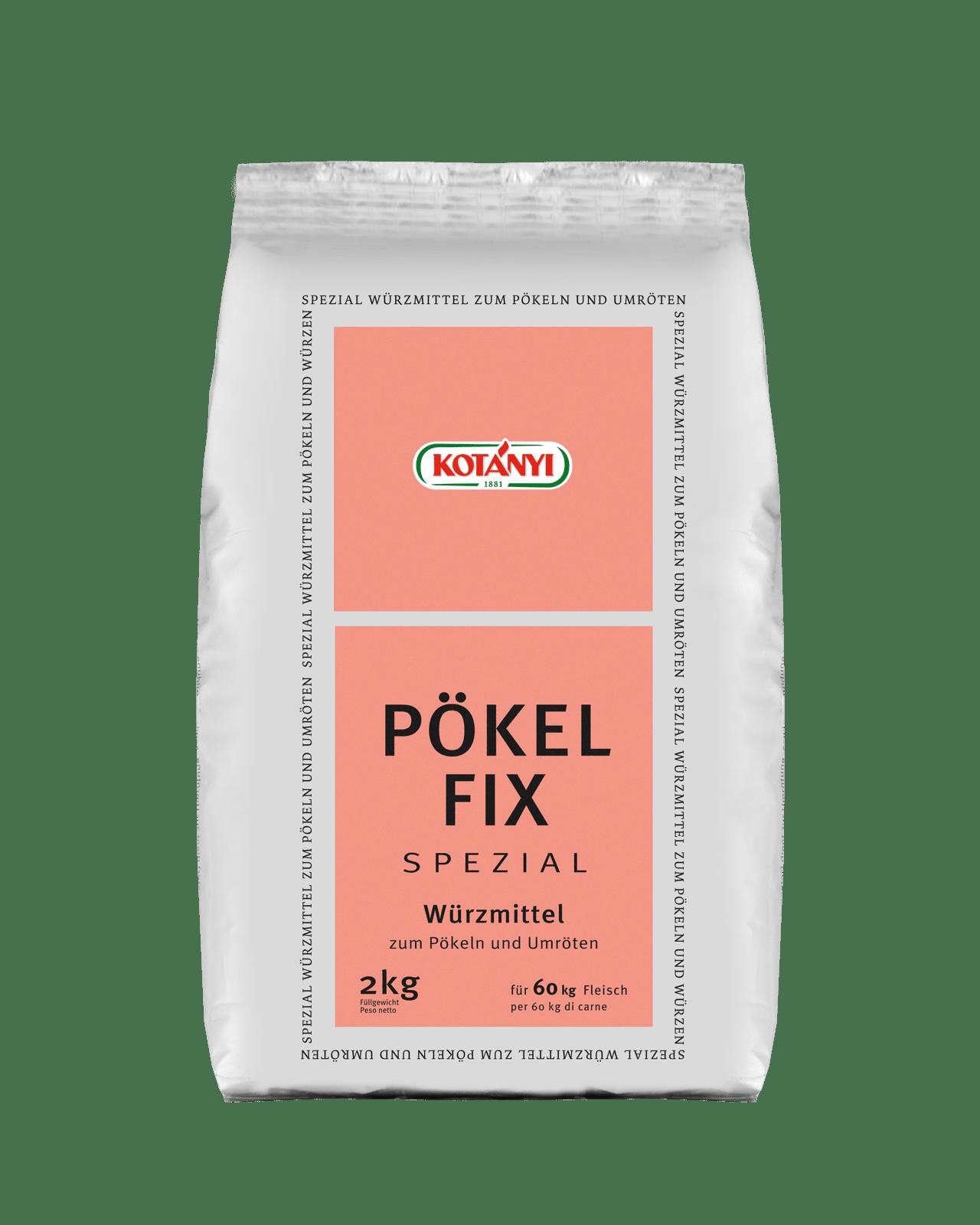 Kotányi Pökelfix in der 2 kg Vorratspackung