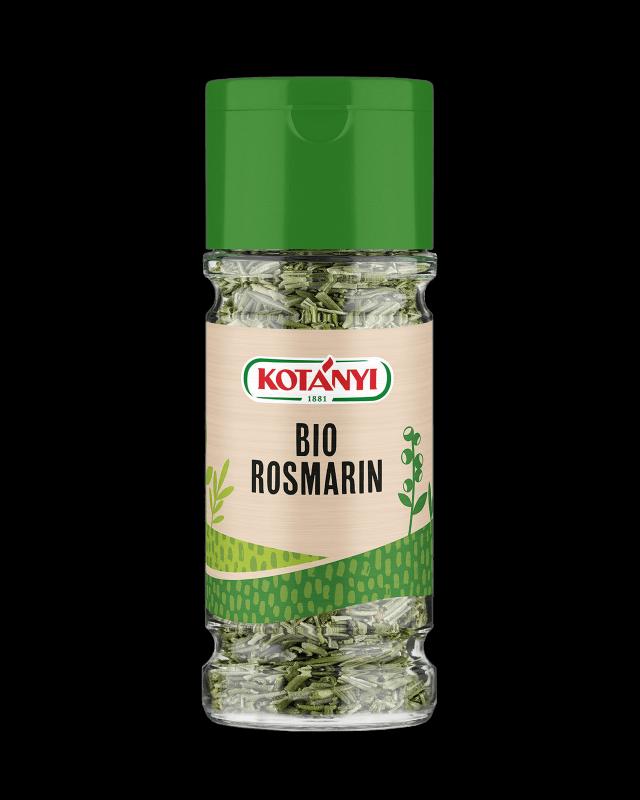 Kotányi Bio Rosmarin im 100ml Glas