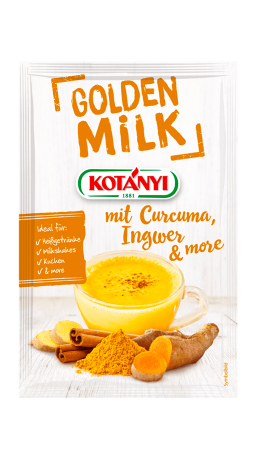 Kotányi Golden Milk in Briefpackung