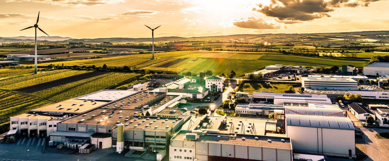 Kotányi Firmengebäude in Wolkersdorf