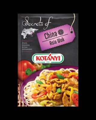 Kotányi Secrets Of China in der Briefpackung