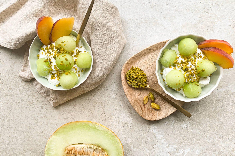 Melonen Joghurt