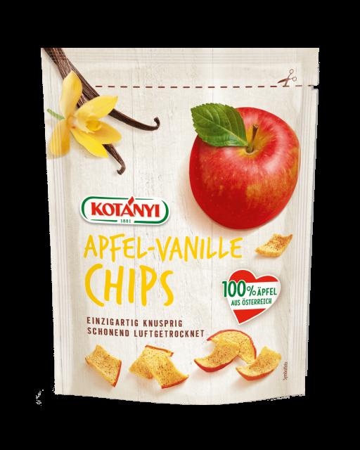 Kotànyi Apple Chips with vanilla flavor