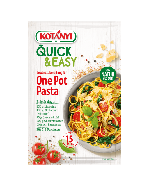 3598015 Quick And Easy One Pot Pasta At Min